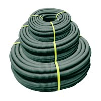 Metal hose in PVC sheathed